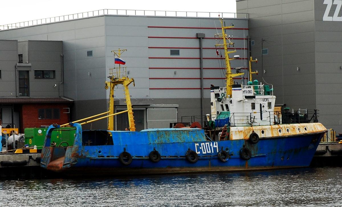 фото судна мртк типа балтика отобрал