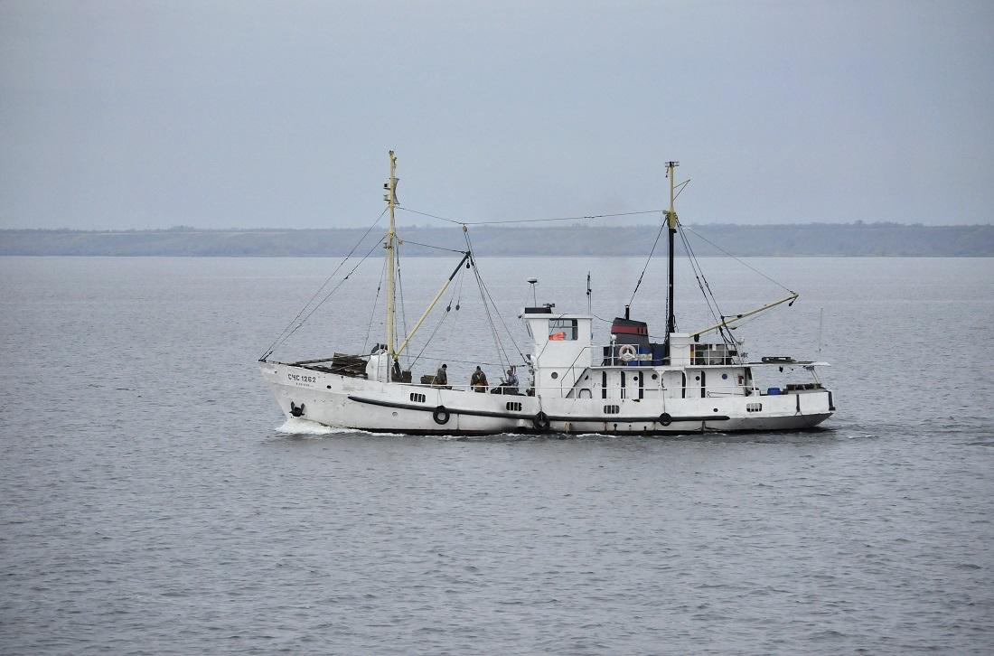 Маломерный рыболовный сейнер-траулер рефрижераторный счс-225