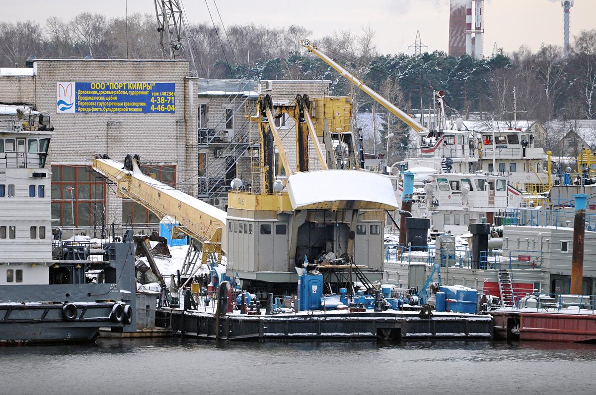 Совладелец Московского речного пароходства решил продать порт Кимры