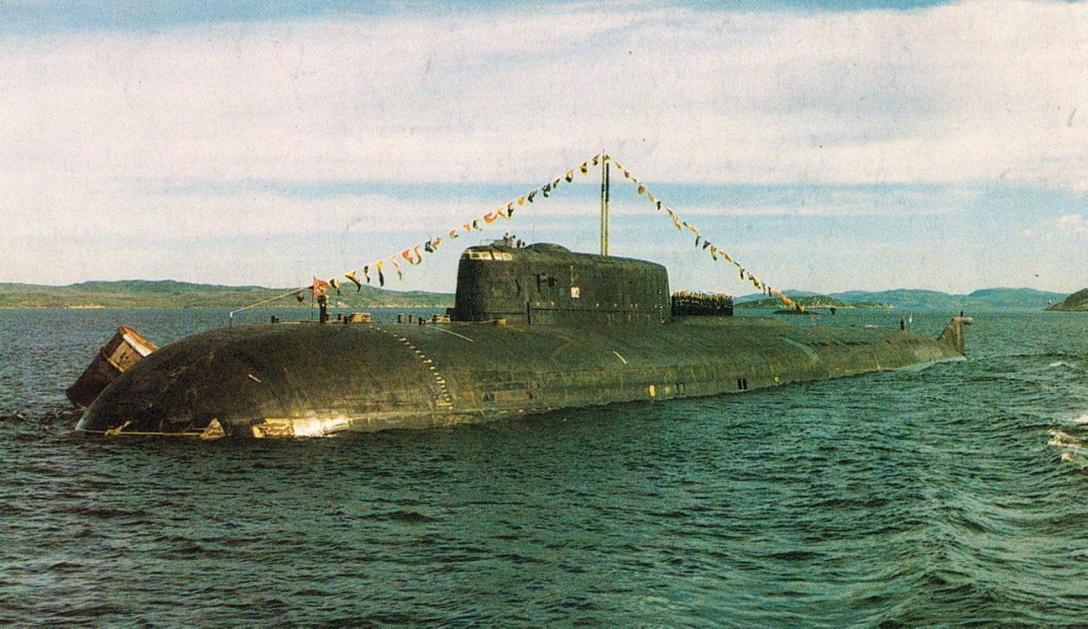 Подводная лодка воронеж фото