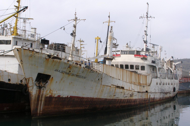 клинкерная фото судна типа бмрт гангут неделю