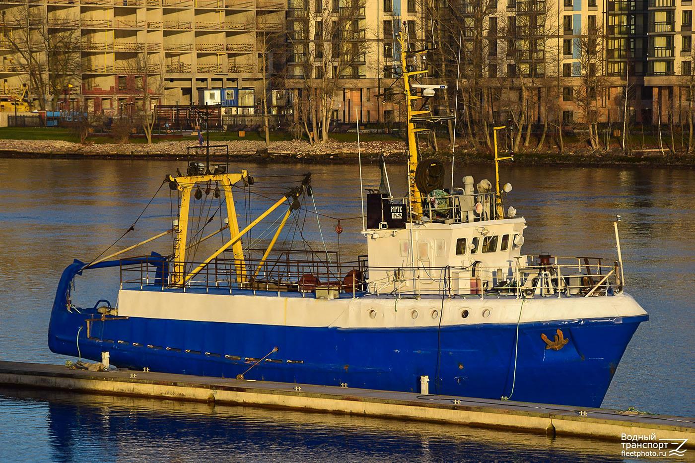 Фото судна мртк типа балтика